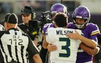 The Vikings' wins and losses this season have mirrored the coin toss results. Is that just a coincidence?