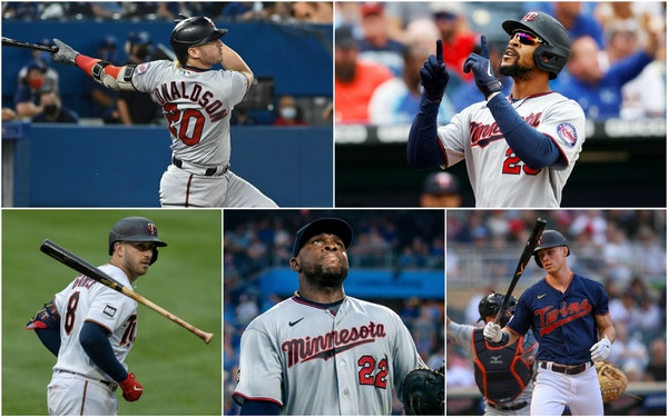 Staying or leaving? A look at the Twins roster heading toward 2022