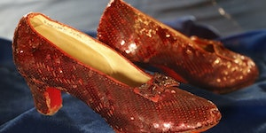 Judy Garland's ruby slippers were recovered 13 years after they went missing from the Judy Garland Museum in Grand Rapids, Minn.