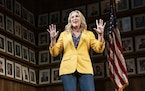 """Cassie Beck plays Heidi Schreck, as a teenager and an adult, in """"What the Constitution Means to Me."""""""