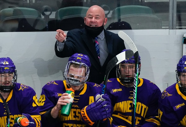 No, 1 Mankato vs. No. 2 St. Cloud State makes for a huge hockey weekend