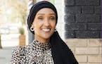 Yusra Arab, Minneapolis City Council Second Ward candidate.