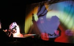 Oregon's Night Shade will use shadow puppets to create a spooky show on the roof of the Bakken Museum.