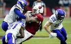 Arizona tight end Maxx Williams had a career-best game against the Vikings in Week 2 with seven catches for 94 yards.