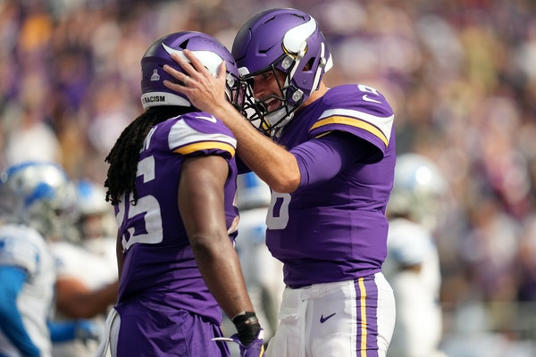 FINAL: Last-second field goal gives Vikings 19-17 win over Detroit