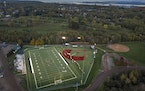 Proctor's Terry Egerdahl Field was lit up on Sept. 30 for a soccer game. The coach of the Proctor football team resigned Monday from his coaching an