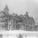 The Ames-Lamprey house, as pictured in 1900,  was a Victorian masterpiece that built by a shovel fortune and with a tenuous connection to the 2019 mov
