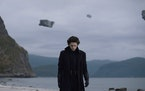 """Timothée Chalamet is a lonely warrior in the massive """"Dune."""""""