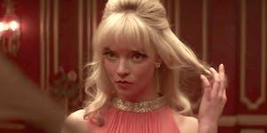 """Edgar Wright's new movie gives Anya Taylor-Joy a """"Last Night in Soho."""""""
