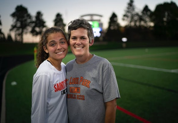 St. Louis Park soccer star will follow mother's path to play for Gophers