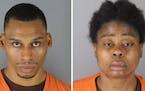 Cameron O. Clark,30, and Tanisha A. Dunn, 37