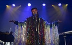 Erykah Badu wowed at the Armory in Minneapolis.