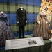 One of the Washington County Heritage Center's first exhibits showcases Stillwater fashion of the 1860s and 1960s, which is striking in its contrast