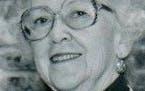 Marjorie Wunder