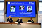 Canadian David Card, Israeli-American Joshua Angrist and Dutch-American Guido Imbens won the Nobel Prize in economics this month for insights into the
