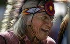 """I belong to a culture, the Dakota culture. I carry it with my feet,"" Emmett Eastman Sr. said of marathoning."