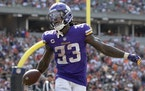 Vikings running back Dalvin Cook was a full participant in practice for the second straight day Friday.