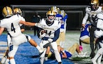 Charlie Coenen scores 4 TDs to lead Chanhassen over Holy Angels 31-21