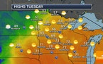 Warm Tuesday - Cooler Weather To End The Week
