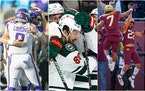 Reusse filled with positivity after winning Minnesota sports weekend