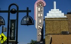 The marquee of the Edina Cinema on 50th and France.  ] CARLOS GONZALEZ • cgonzalez@startribune.com