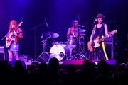 Gully Boys at First Avenue's annual Best New Bands showcase in January 2019.