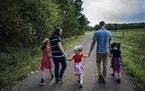 The furor over a stretch of gravel road that leads to the Crisman family's home near Mora, Minn., has grown to a fever pitch that has many area resi