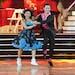 "Suni Lee and Sasha Farber danced the Charleston on ""Dancing With the Stars"" on Monday night."