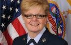 Command Chief Master Sgt. Lisa Erikson