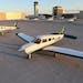 University of North Dakota airplanes in Grand Forks.  Credit: Jackie Lorentz/UND Today, the University of North Dakota's official news source