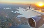 Lake Minnetonka at Sunset