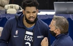 Can the Wolves, led by star Karl-Anthony Towns and coach Chris Finch, have a season without drama?
