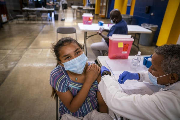 When the Pfizer COVID-19 vaccine is approved for children 5 to 11, Minnesota will have enough vaccine for the 509,000 children in the state in that ag