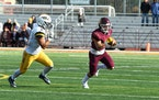 Minnesota Duluth defeated Concordia (St. Paul), 33-13, in Duluth on Oct. 16 to improve to 6-1 on the season.
