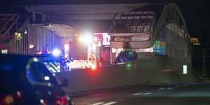 A White Bear Lake man died when he crashed into the Lake Street Metro Transit station on Interstate 35W in Minneapolis on Oct. 16.