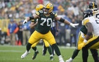 The Packers have started fourth-round draft pick Royce Newman at every game at right guard this season.