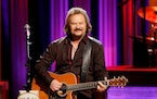 """Singer-songwriter Travis Tritt performs onstage during """"An Opry Salute to Ray Charles"""" at the Grand Ole Opry on Oct. 8, 2018, in Nashville."""