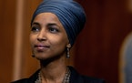 Rep. Ilhan Omar is cosponsoring legislation that would create a special envoy to monitor Islamophobia and document cases.