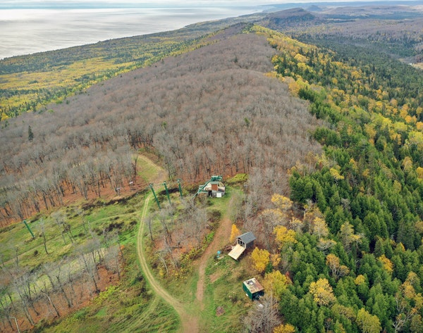 Lutsen's proposal calls for seven new chairlifts, 324 new acres of ski terrain, more than 1,200 new parking spots and new access roads and other fac
