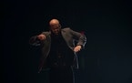 """Jumaane Taylor's work at the Twin Cities Tap Festival last week was a nod to the John Coltrane album, """"A Love Supreme."""""""