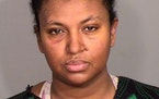 Sadiyo I. Mohamed was arrested last year in St. Paul.  Credit: Ramsey County jail