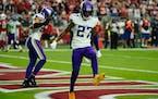 Vikings cornerback Cameron Dantzler will make his 11th NFL start on Sunday night against the Cowboys.