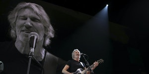 Roger Waters was last in town in 2017 when his Us + Them Tour hit Xcel Energy Center.