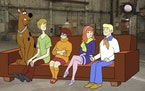 The Scooby-Doo gang