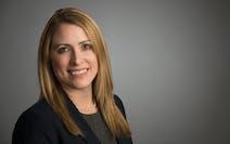 Blue Cross and Blue Shield of Minnesota named Dana Erickson as the health insurer's new chief executive.