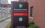 Essentia Health, one of the Duluth area's largest employers, has hired more than 300 workers since August.