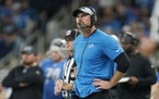 Will Lions coach Dan Campbell gets his first win this week against the Eagles?