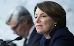 Sen. Amy Klobuchar is leading a bipartisan bill to boost preventive health care. (Tom Williams/Pool/Getty Images/TNS)