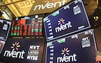 NVent Electric raised its guidance forthe  remainder of 2021.