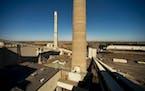 Xcel's Sherco power generation plant in Becker.